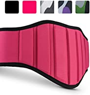Weight Lifting Belt Women & Men - Weightlifting Belts with Buckle - Weight Belts for Deadlifts, Squats and