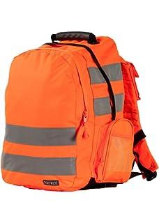 CLICK Standard Hi Viz Hi Visibility Work Cyclist Rucksack Backpack SATURN YELLOW