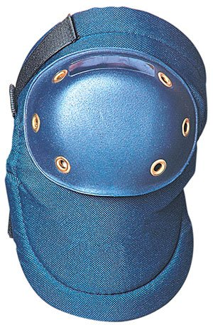 Value Contoured Hard Cap Knee Pads with Adjustable Straps (8 Pairs) - R3-125