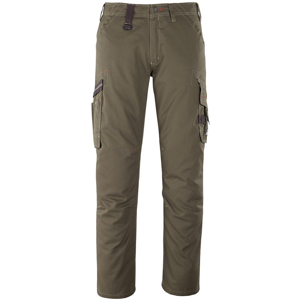 Mascot 07279-154-19-82C47 Rhodos Service Trousers, L82cm/C47, Dark Olive