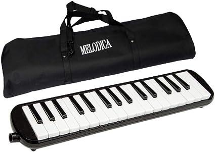 Melódica Hohner 32 teclas portátiles Pianica Melodica Kids ...
