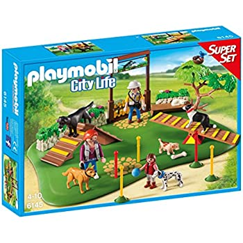 PLAYMOBIL® Dog Park SuperSet Building Kit