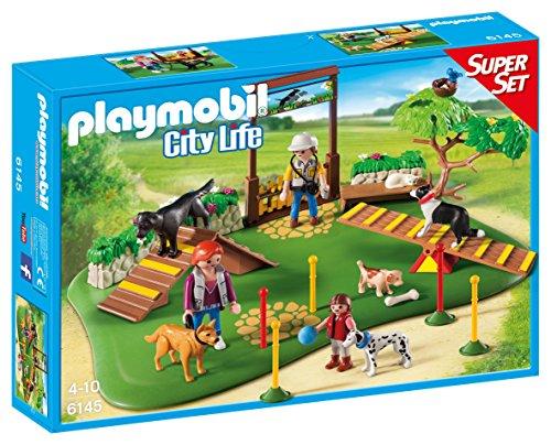 Playmobil-Super-set-escuela-de-perros-6145