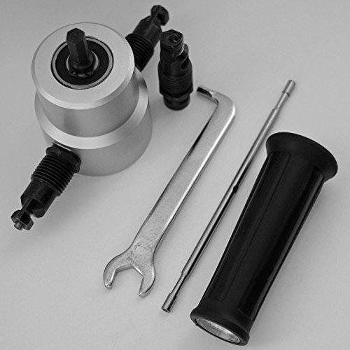 Chapa Nibbler blechknabber Snoot para taladros y batería de atornillador Nibbler: Amazon.es: Bricolaje y herramientas