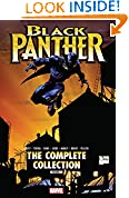 #3: Black Panther by Christopher Priest: The Complete Collection Vol. 1 (Black Panther (1998-2003))