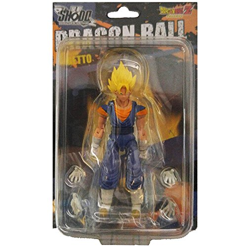 Bandai Shokugan Shodo Part 3 Dragon Ball Z Vegetto Action Figure