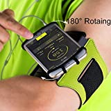LJM Armband For Iphone Cell Phone180 Degree Rotation Gym