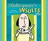 Shakespeare's Insults 2012 Calendar