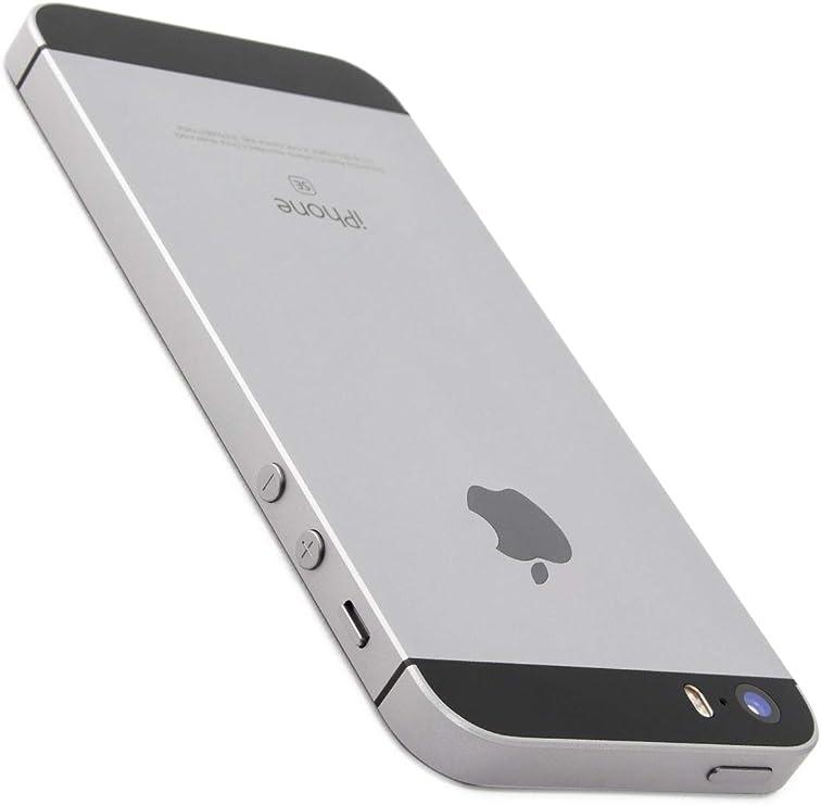 Apple iPhone SE SIM única 4G 128GB Gris: Amazon.es: Electrónica