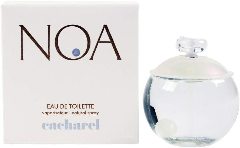 Cacharel Noa Eau de Toilette Vaporizador 100 ml