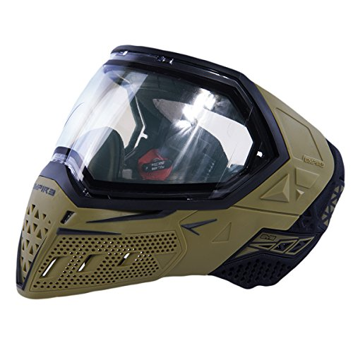 Empire EVS Thermal Paintball Goggles - Olive/Black ()