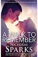 A Walk To Remember Paperback