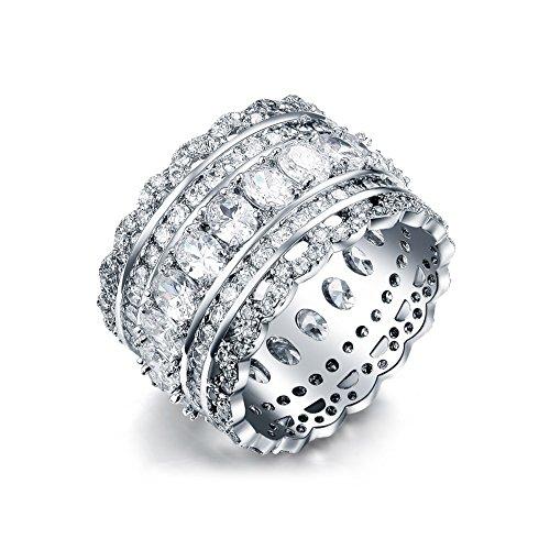 Women S Antique Style Wedding Rings Amazon Com