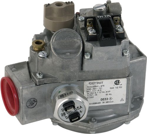 (Pentair 470891 Natural Gas Valve Replacement MiniMax Commercial Pool and Spa Heater)