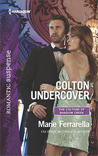 book cover of Colton Undercover