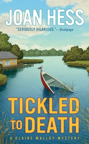 book cover of Tickled to Death