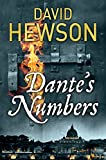 Dante's Numbers by David Hewson front cover