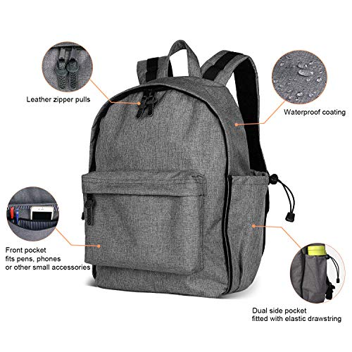 Amazon.com  LBN Waterproof College Backpack with 13-15.6