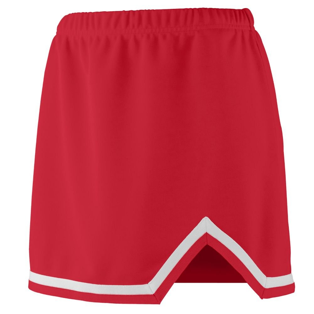 Augusta Sportswear Girls' Energy Skirt S Red/White by Augusta Sportswear