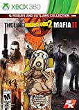 Rogues and Outlaws Collection Spec Ops: the Line, Borderlands 2, and Mafia II X Box 360