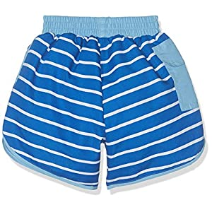 i Play. Boys Pocket Trunks with Reusable Swim Diaper