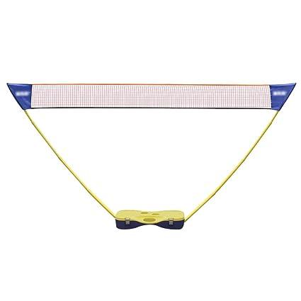 9d119cde8d Net Systems Folding Tennis Stand Standard Badminton Net Rack Simple Folding  Badminton Net Portable Mobile Net