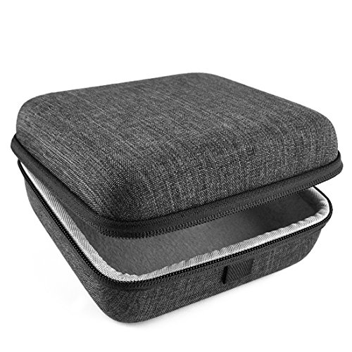 Geekria Hard Shell Carrying Case for Bose SoundLink Color Bluetooth Speaker II/Protective Travel Bag for Bose SoundLink Color 2 / Storage Case with Space for Cable, Charger, and Accessories ()