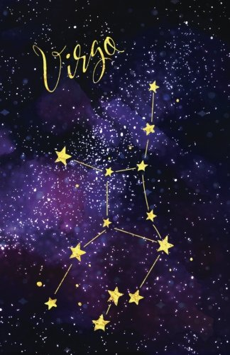 Bullet Journal Zodiac Sign Virgo Constellation: Graph Design - 162 Numbered Pages With 150 Graph Style Grid Pages, 6 Index Pages and 2 Key Pages in ... 5.5 X 8.5 Size (Graph Journal) (Volume 12) ebook