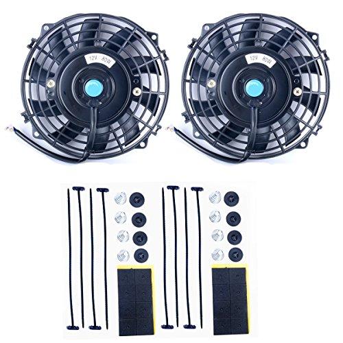 7 inch radiator fan - 5