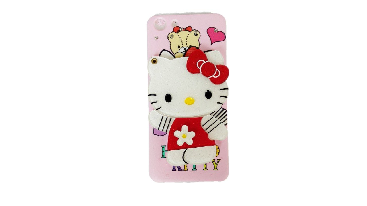 RJM Oppo A83 Hello Kitty Mirror Back Cover: Amazon in