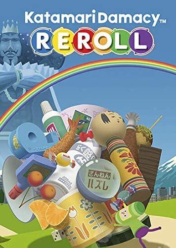 塊魂 Katamari Damacy REROLL 【PC版】Steamコード 日本語対応 有効化マニュアル付き(コードのみ)
