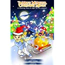 Danny's Monster Christmas Magic: A rhyming story to light up the season! (Danny Books Book 8)