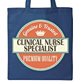 Inktastic Clinical Nurse Specialist Funny Gift Idea Tote Bag Royal Blue