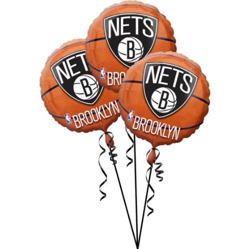 balloon 3-pack brooklyn nets