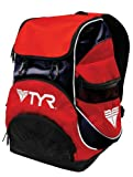 TYR Alliance Team Mini Backpack (Red/Navy, 16.5 x 11.25 x 8.75-Inch) For Sale