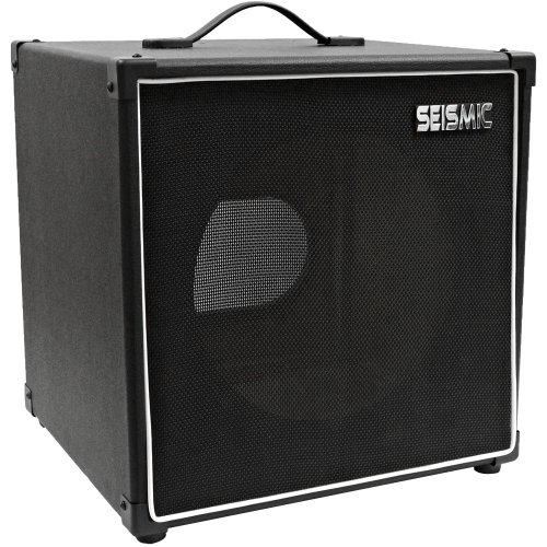 Seismic Audio - 1x12 GUITAR SPEAKER CAB EMPTY - 7 Ply Birch - 12