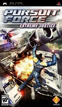 Pursuit Force 2: Extreme Justice - Sony PSP: Artist Not     - Amazon com