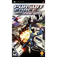 Pursuit Force 2: Extreme Justice - PlayStation Portable - Standard Edition