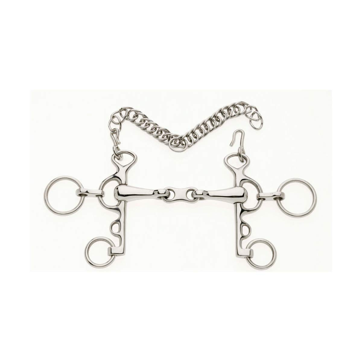 Lorina French Link Rugby Pelham (5.5in) (Silver) UTBZ276