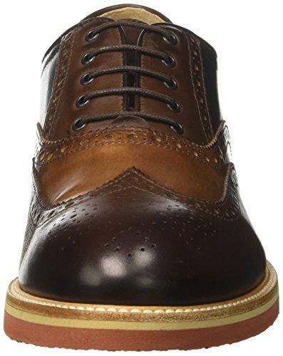 Nero Giardini Batis 46, Sneaker Uomo marrone