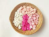 TH Mixed Pink White Flowers Embellishment with