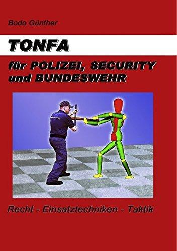 TONFA für Polizei, Security und Bundeswehr