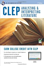 CLEP Analyzing & Interpreting Literature w/ Online Practice Exams, 7th Ed.