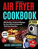 AIR FRYER COOKBOOK  #2019: 800 Healthy, Foolproof