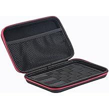 Leeko Portable Coil Jig Kbag Carry Case Convienent Bag for Coils, Tanks, Mods, Bottles Coil Supplys & Other Accessories Black(CASE ONLY)