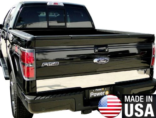 Made in USA! Works with 04-2014 Ford F150 Tailgate Plain Molding Trim Accent 6 1/4'' Wide 1pc