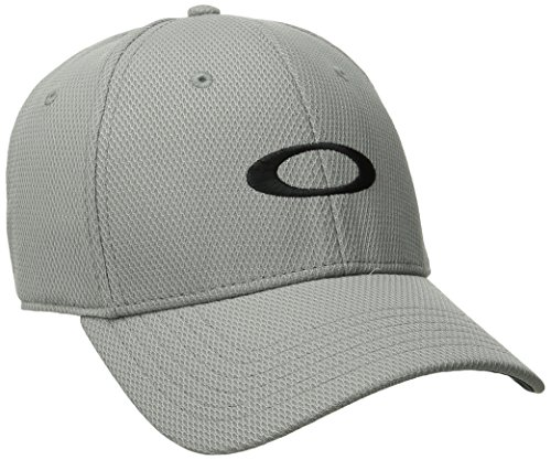 Oakley Men's Golf Ellipse Hat Hat, Stone Gray, One - Size Hat 22