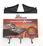 kettle store - BBQ Dragon Clip-on Shelf for 22