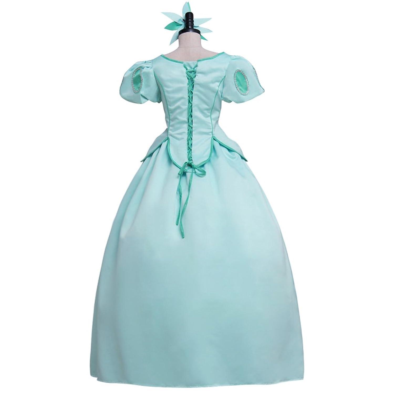Amazon.com: CosplayDiy Women\'s Dress for The Little Mermaid Princess ...