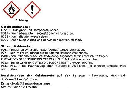 T4w Thu Universal Härter Für Autolack 0 5 Liter 59001 Auto